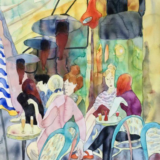 PAUSE CAFE, BASTILLE